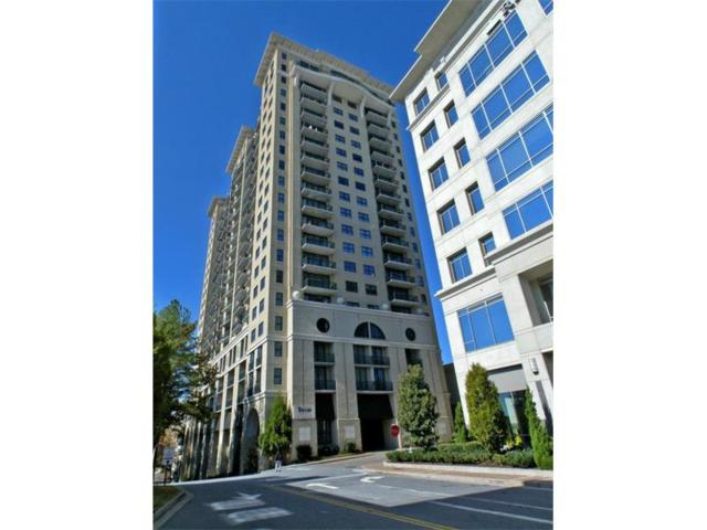 3040 Peachtree Road NW #1012, Atlanta, GA 30305 (MLS #5912937) :: North Atlanta Home Team