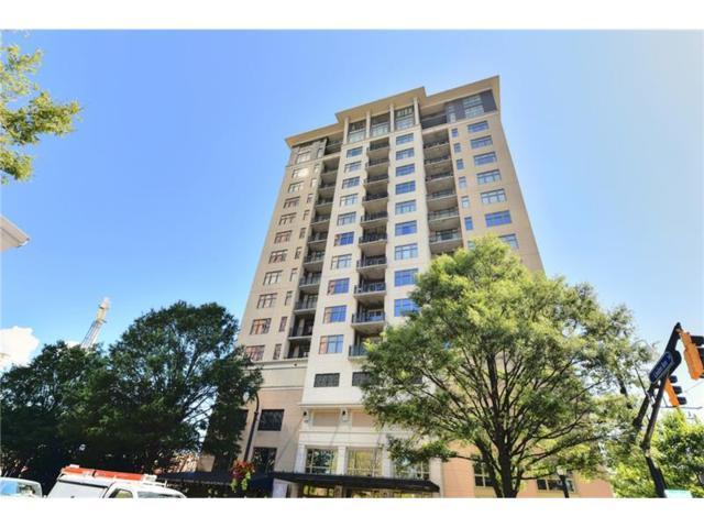 565 Peachtree Street NE #702, Atlanta, GA 30308 (MLS #5912944) :: North Atlanta Home Team