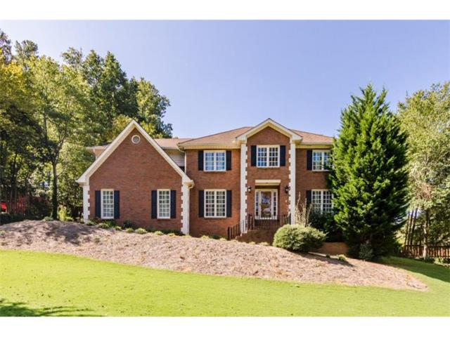 4696 Woodstone Lane, Peachtree Corners, GA 30096 (MLS #5912947) :: North Atlanta Home Team