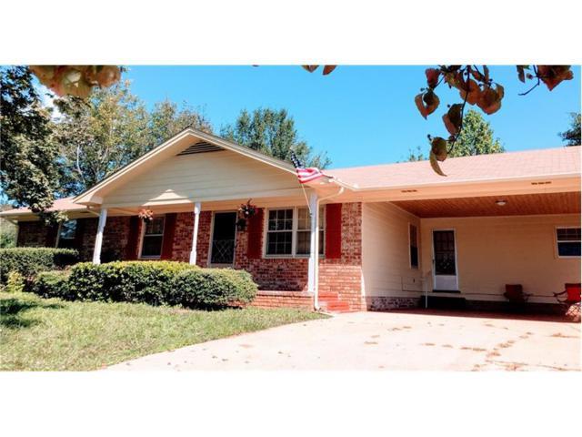 3227 Montgomery Drive, Gainesville, GA 30504 (MLS #5912997) :: North Atlanta Home Team