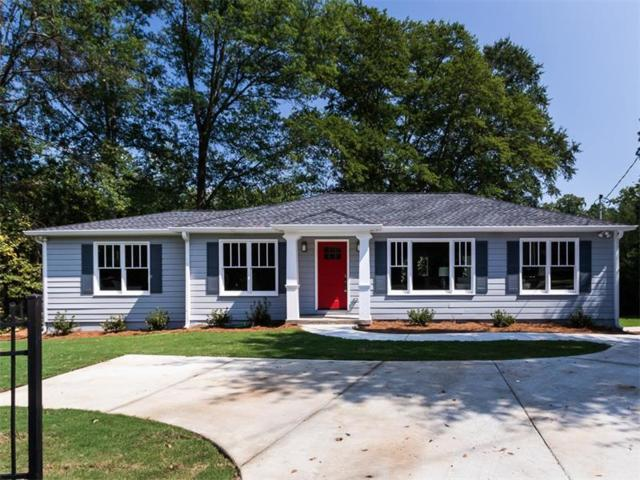 1528 Briarwood Road NE, Brookhaven, GA 30319 (MLS #5913118) :: North Atlanta Home Team