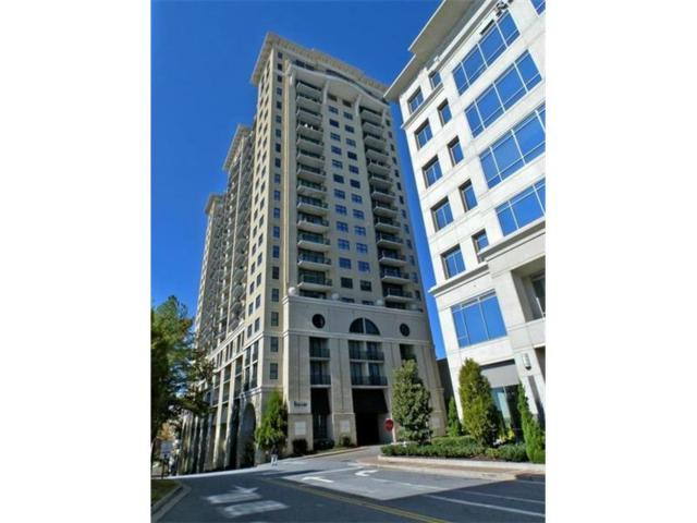 3040 Peachtree Road NW #1108, Atlanta, GA 30305 (MLS #5913123) :: Kennesaw Life Real Estate