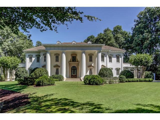 60 Sherington Place NE, Atlanta, GA 30350 (MLS #5913127) :: Dillard and Company Realty Group