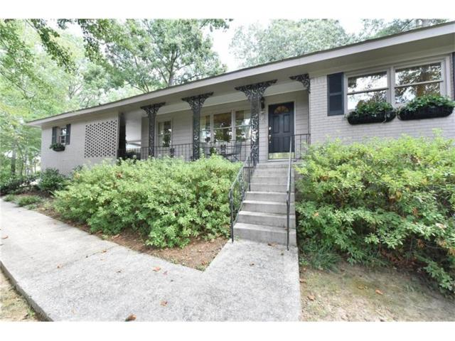 2379 Hawthorne Drive, Atlanta, GA 30345 (MLS #5913143) :: North Atlanta Home Team