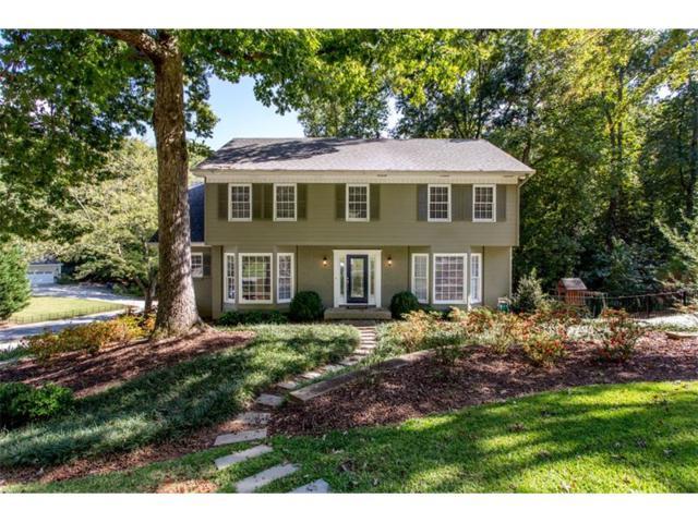5240 Forest Brook Parkway, Marietta, GA 30068 (MLS #5913167) :: North Atlanta Home Team