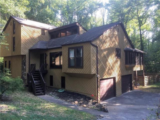 2870 Creek Park Drive, Marietta, GA 30062 (MLS #5913176) :: North Atlanta Home Team