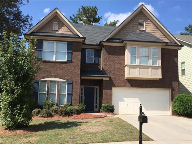 592 Lynnfield Drive, Lawrenceville, GA 30045 (MLS #5913277) :: North Atlanta Home Team