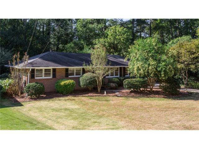 1993 Innwood Road NE, Atlanta, GA 30329 (MLS #5913287) :: North Atlanta Home Team