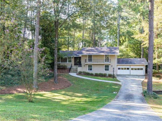 4794 Glenbonnie Court, Dunwoody, GA 30360 (MLS #5913346) :: North Atlanta Home Team
