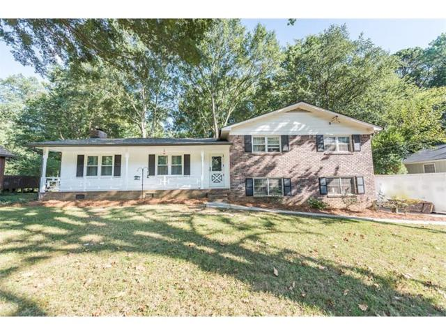 2492 Hidden Hills Drive, Marietta, GA 30066 (MLS #5913375) :: North Atlanta Home Team
