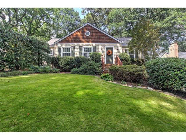 303 Hascall Road NW, Atlanta, GA 30309 (MLS #5913404) :: North Atlanta Home Team