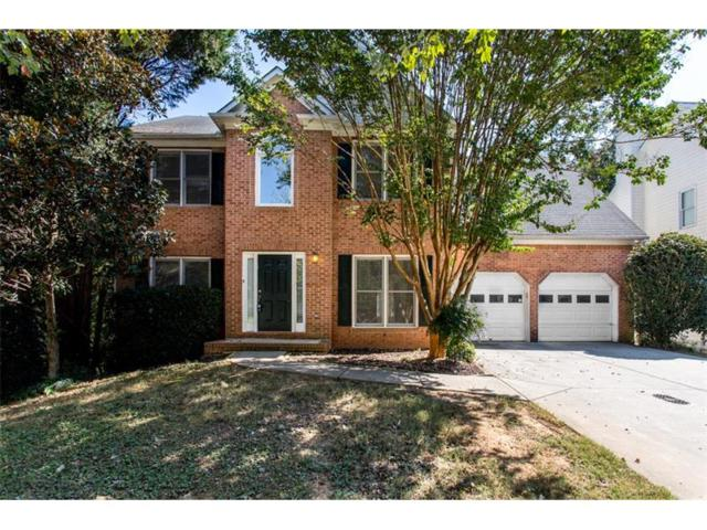 815 Sheridan Ridge Court, Alpharetta, GA 30022 (MLS #5913427) :: The Bolt Group