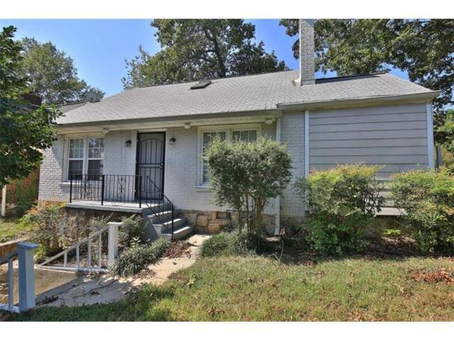 1619 Sylvan Road SW, Atlanta, GA 30310 (MLS #5913507) :: North Atlanta Home Team