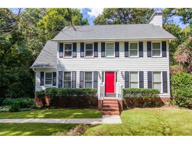 5057 W Chapel Hill Road, Douglasville, GA 30135 (MLS #5913512) :: North Atlanta Home Team