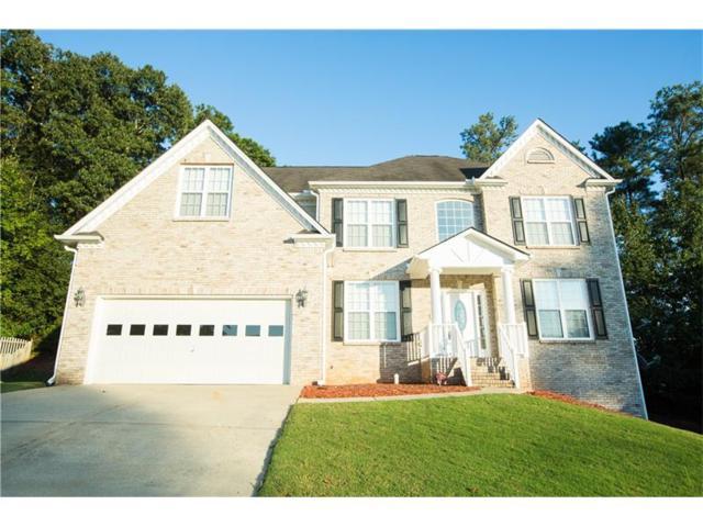 1807 Hampton Woods Way, Lawrenceville, GA 30043 (MLS #5913517) :: North Atlanta Home Team