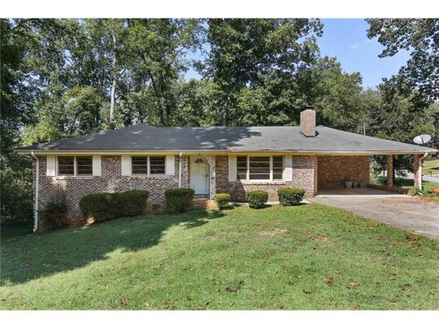 2034 Lee Drive, Austell, GA 30168 (MLS #5913625) :: North Atlanta Home Team