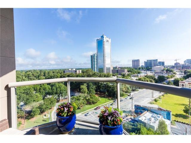 2795 Peachtree Road NE #1207, Atlanta, GA 30305 (MLS #5913659) :: North Atlanta Home Team