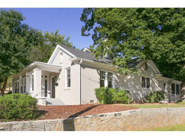 1338 N Highland Avenue NE, Atlanta, GA 30306 (MLS #5913730) :: North Atlanta Home Team