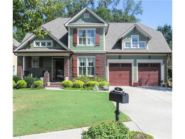 43 Lake Haven Drive, Cartersville, GA 30120 (MLS #5913887) :: North Atlanta Home Team