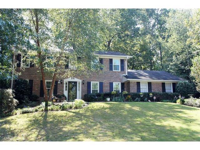 2339 Leisure Lane, Dunwoody, GA 30338 (MLS #5914048) :: North Atlanta Home Team