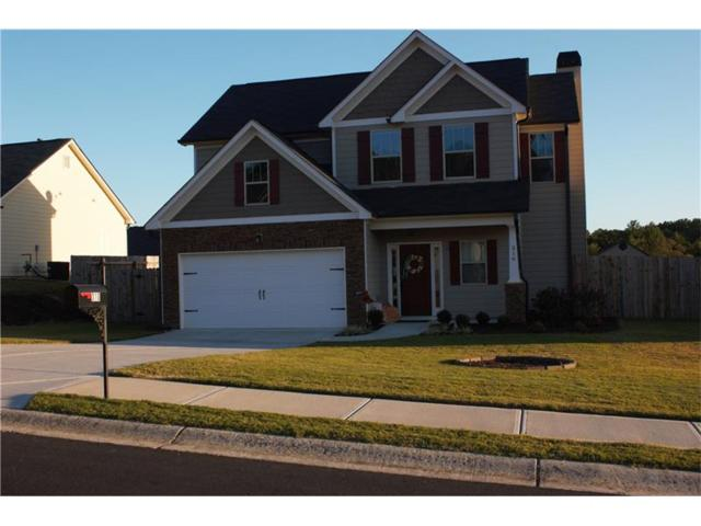 310 Red Hawk Drive, Dawsonville, GA 30534 (MLS #5914270) :: North Atlanta Home Team