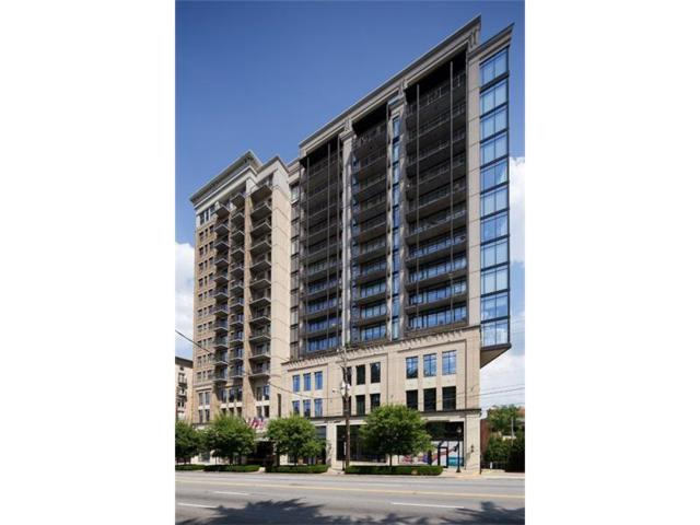 2233 Peachtree Road NE #705, Atlanta, GA 30309 (MLS #5914314) :: North Atlanta Home Team