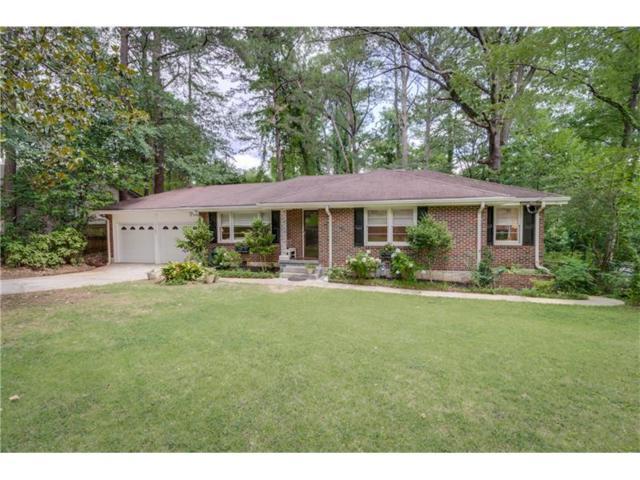 3103 Majestic Circle, Avondale Estates, GA 30002 (MLS #5914424) :: The Zac Team @ RE/MAX Metro Atlanta