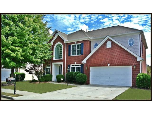5023 Duxford Drive SE, Smyrna, GA 30082 (MLS #5914434) :: North Atlanta Home Team