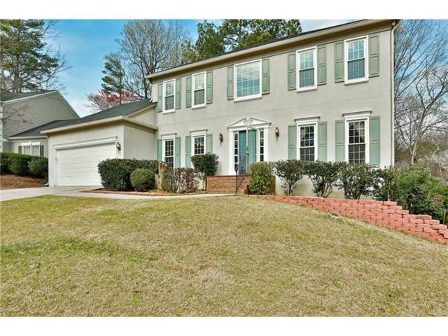 4960 Agate Drive, Alpharetta, GA 30022 (MLS #5914452) :: North Atlanta Home Team