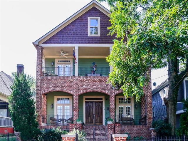 563 East Avenue NE, Atlanta, GA 30312 (MLS #5914492) :: North Atlanta Home Team