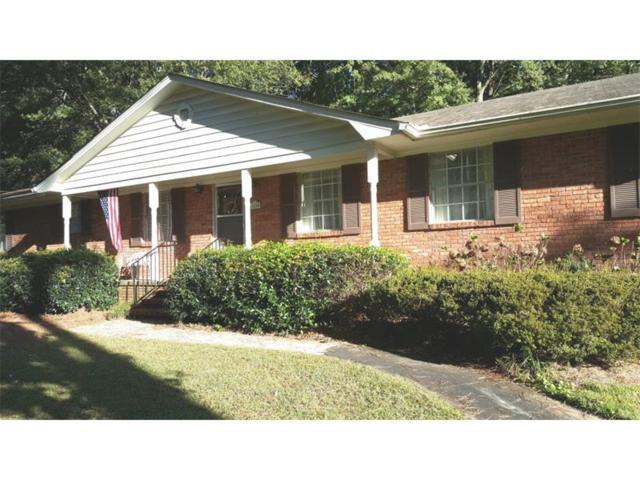 1034 Viscount Court, Avondale Estates, GA 30002 (MLS #5914493) :: The Zac Team @ RE/MAX Metro Atlanta