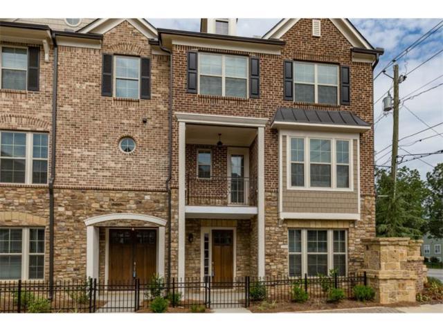 1442 Druid Manor Boulevard #001, Atlanta, GA 30329 (MLS #5914504) :: North Atlanta Home Team