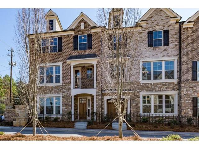 1441 Druid Manor Boulevard #65, Atlanta, GA 30329 (MLS #5914510) :: North Atlanta Home Team