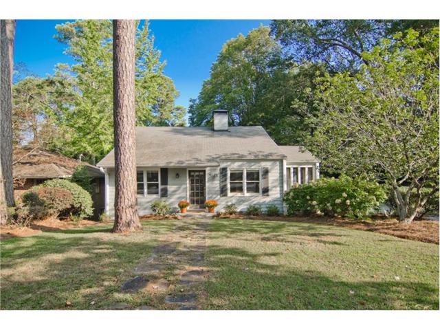152 Ridgeland Way NE, Atlanta, GA 30305 (MLS #5914610) :: North Atlanta Home Team