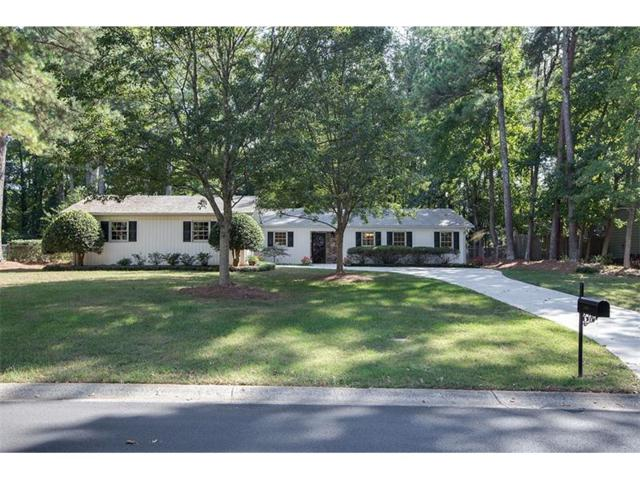 1901 Branch View Drive, Marietta, GA 30062 (MLS #5914626) :: North Atlanta Home Team
