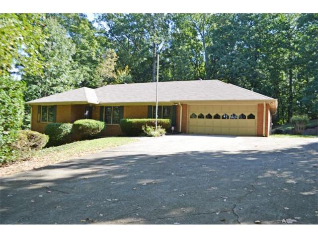 2340 Habersham Drive SW, Marietta, GA 30064 (MLS #5914756) :: North Atlanta Home Team