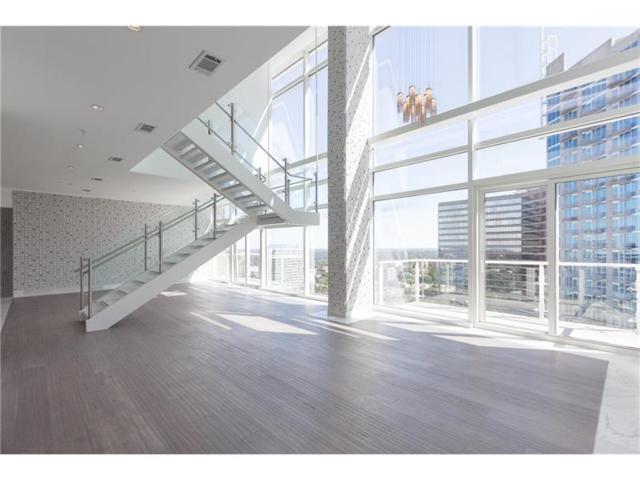 45 Ivan Allen Jr Boulevard NW #2701, Atlanta, GA 30308 (MLS #5914847) :: RE/MAX Prestige