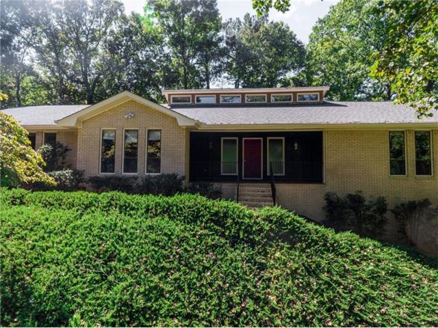 320 Landfall Road, Atlanta, GA 30328 (MLS #5914895) :: North Atlanta Home Team