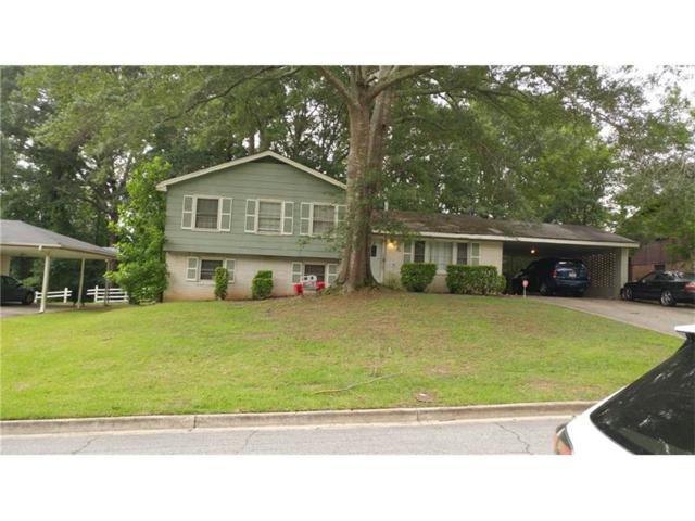 3820 Benchmark Drive, Atlanta, GA 30349 (MLS #5914984) :: North Atlanta Home Team