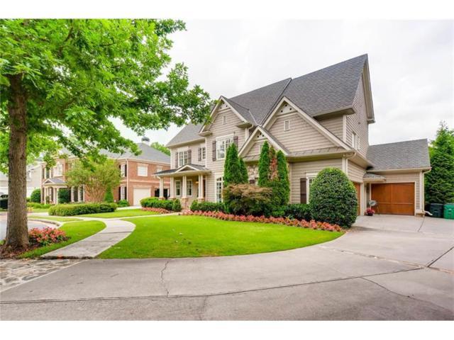 160 Trimble Crest Drive, Atlanta, GA 30342 (MLS #5915031) :: North Atlanta Home Team