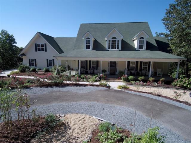 1687 Camp Branch Road, Ellijay, GA 30540 (MLS #5915068) :: North Atlanta Home Team