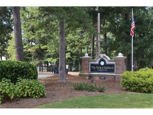 3650 Ashford Dunwoody Road #813, Brookhaven, GA 30319 (MLS #5915127) :: North Atlanta Home Team