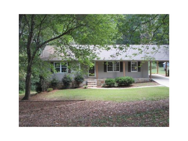 64 Brookwood Drive, Bremen, GA 30110 (MLS #5915286) :: North Atlanta Home Team