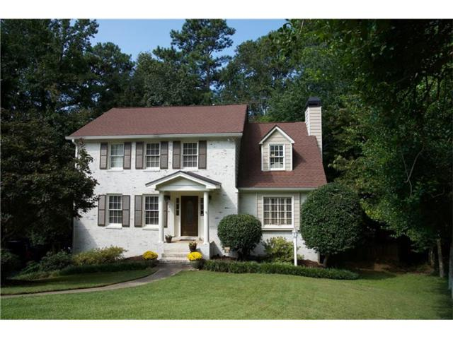 8930 Powderdam Drive, Alpharetta, GA 30022 (MLS #5915309) :: North Atlanta Home Team