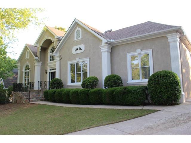 3725 Gromwell Drive, Alpharetta, GA 30005 (MLS #5915379) :: North Atlanta Home Team