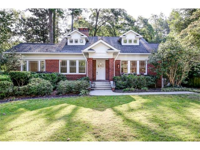 1175 Oxford Road NE, Atlanta, GA 30306 (MLS #5915416) :: North Atlanta Home Team