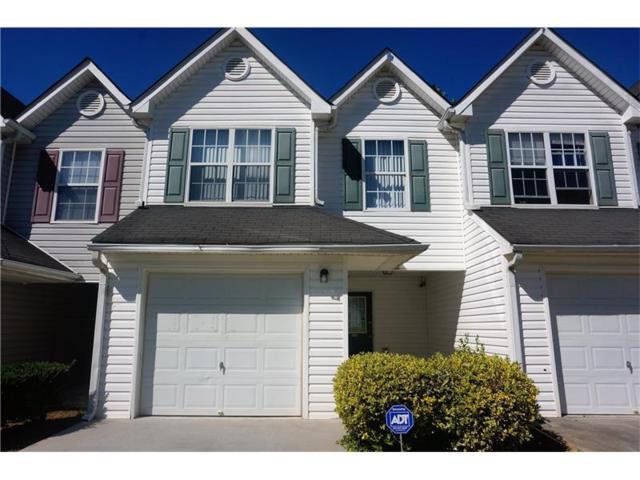 6957 Gallant Circle SE #9, Mableton, GA 30126 (MLS #5915446) :: North Atlanta Home Team
