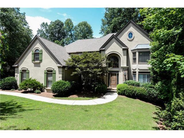 935 Hampton Bluff Drive, Alpharetta, GA 30004 (MLS #5915538) :: North Atlanta Home Team