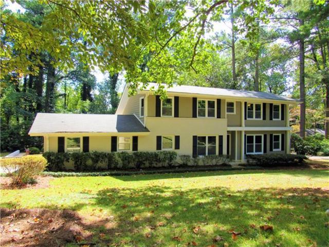 365 Redwood Drive SW, Marietta, GA 30064 (MLS #5915560) :: North Atlanta Home Team
