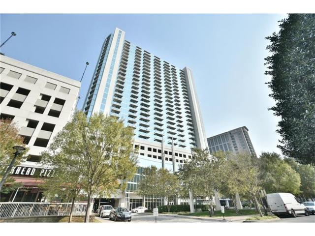 3324 Peachtree Road NE #2017, Atlanta, GA 30326 (MLS #5915603) :: North Atlanta Home Team